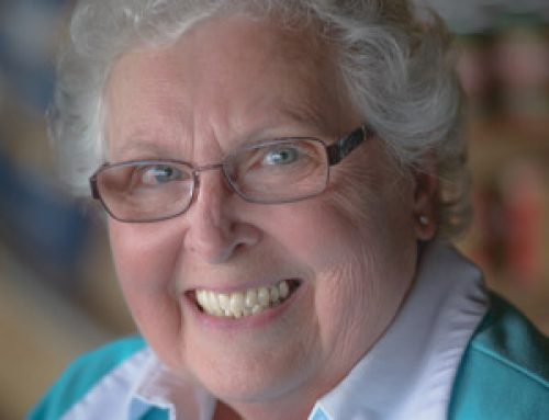 Volunteer of the Month: Jean Hopkins